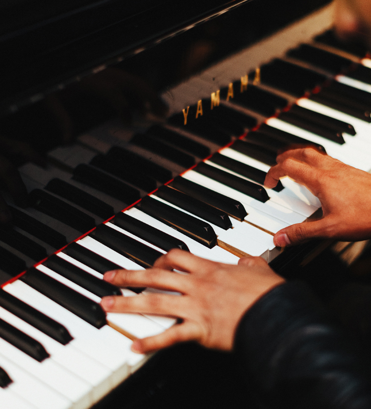 Piano Lessons Program Image