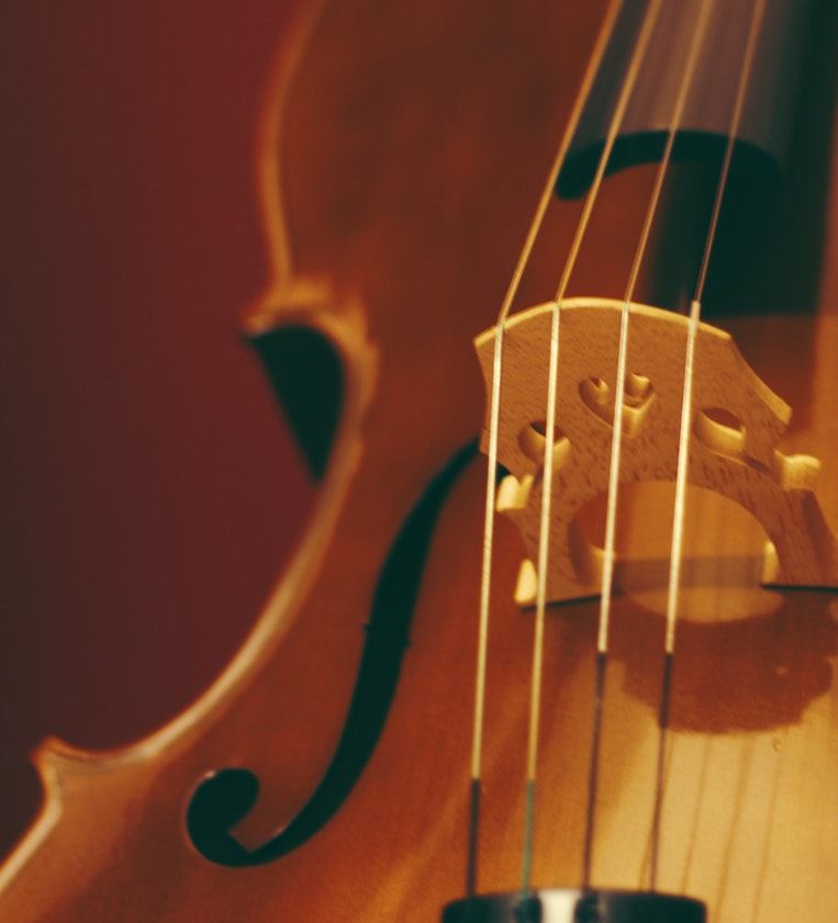 Violin / Viola / Cello / Bass Lessons Program Image